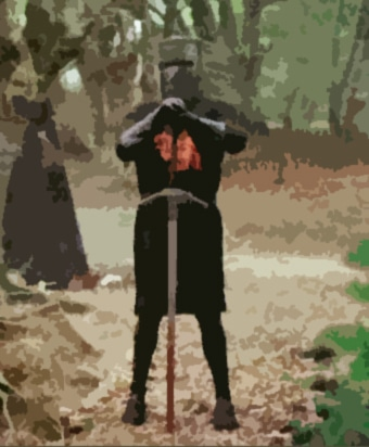 It's merely a flesh wound.